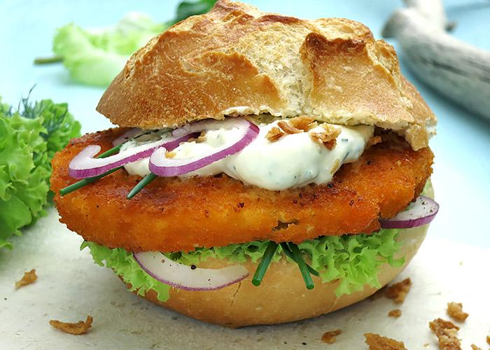 SoFisch Burger klassisch