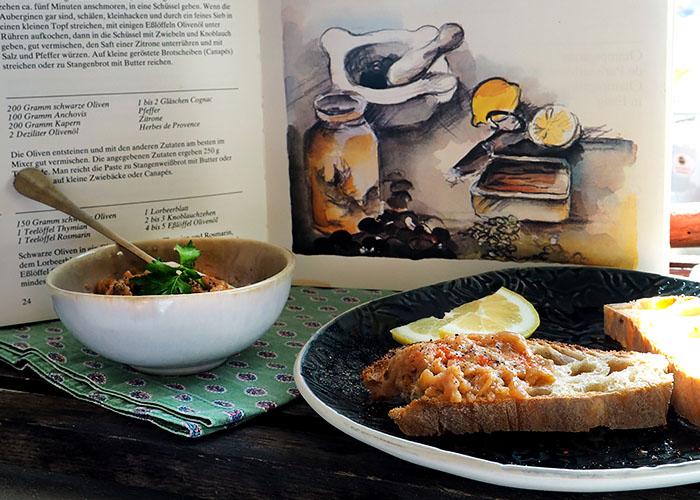Provenzalisches Rezept Auberginen Kaviar