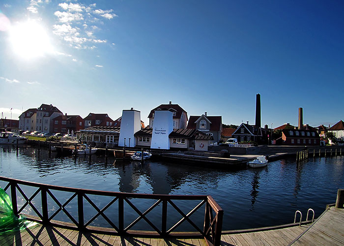 Hafenkneipen Dänemark Kerteminde