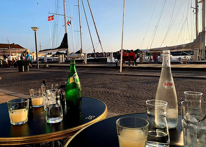 Hafenkneipen Dänemark Sønderborg